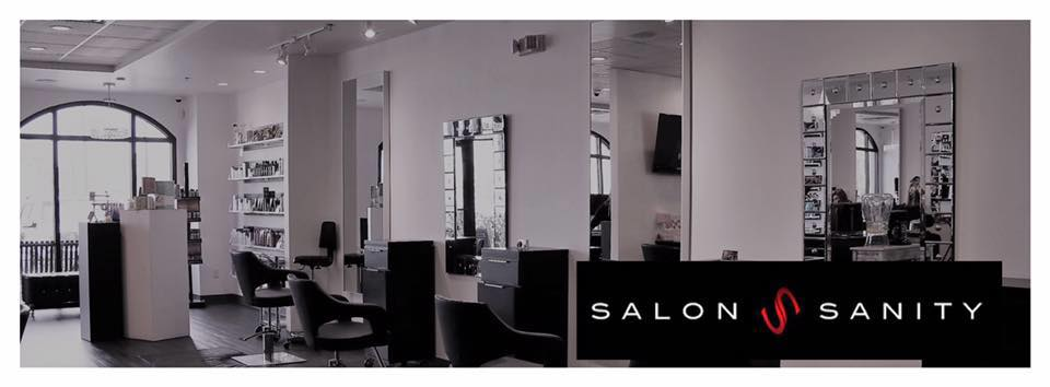 Salon sanity gretna la for Act one salon salem nh