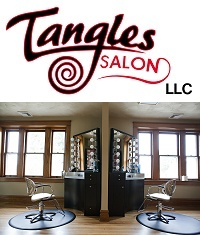 Tangles salon lancaster spa for 717 salon lancaster pa