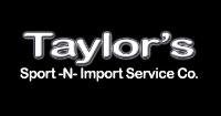 Taylor Sport-N-Import