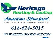 Heritage Heating & Cooling - O Fallon, IL