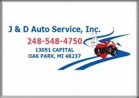 J&D Auto Service