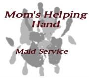 Mom's Helping Hand Maid Svc - Canton, GA