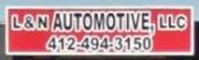 L & N Automotive LLC. - Coraopolis, PA