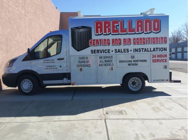 Arellano Plumbing, Heating & Air Conditioning LLC