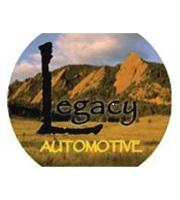 Legacy Automotive Inc