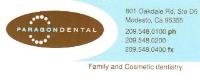 Paragon Dental - Modesto, CA