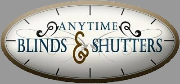 Anytime Blinds & Shutters -