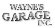 Wayne's Garage, Inc.