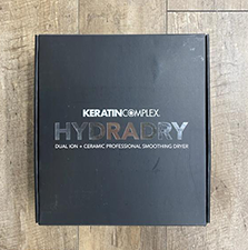Image of hair dryer in box