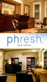phresh spa salon