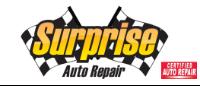 Surprise Auto Repair Service