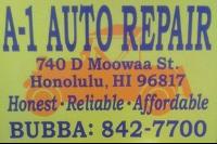 A - 1 Auto Repair