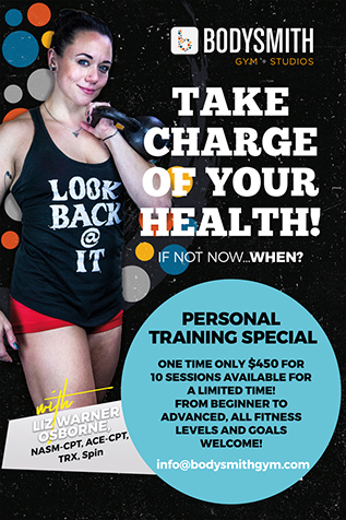 Personal Training with Liz Warner-Osborne