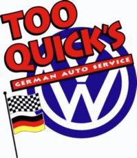 Too Quicks German Auto Service