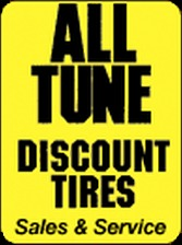 All Tune Discount Tires Sales