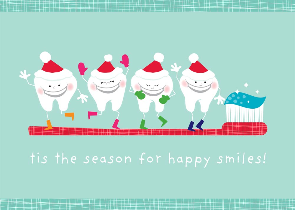 HAPPY HOLIDAYS FROM AVENUE DENTAL TEAM
