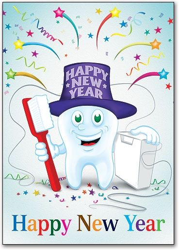HAPPY NEW YEAR FROM AVENUE DENTAL TEAM |
