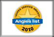 ALSSA2010 - Angie's List Super Service Award 2010