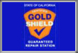 Smog Check-Gold Shield Check
