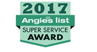 Angie List Super Service Award 2017