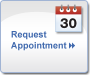 Request appointment calendar page icon.