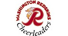 Washington Redskins Cheerleaders.