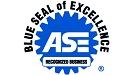 Automotive Service Excellence Blue Seal