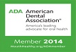 American Dental Association - 2014