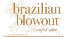 Brazillian Blowout Certified Salon.